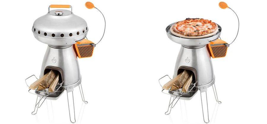 Che ne pensate di pizzadome il forno a legna portatile for Forno per pizza portatile